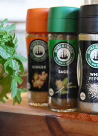 Herbs Spices Soups