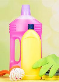 Bleach & Detergents
