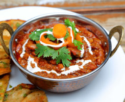 Durban Style Sugar Beans Curry